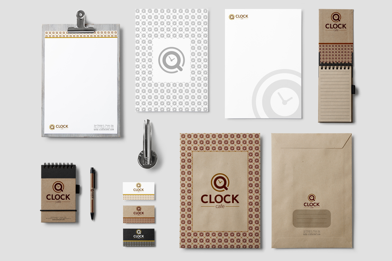 CLOCK CAFE5