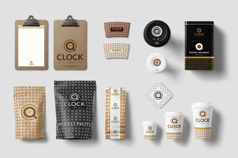CLOCK CAFE7